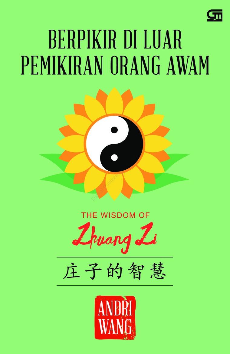 Buku Digital Berpikir di Luar Pemikiran Orang Awam oleh Andri Wang