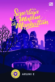 Cover Sepertiga Malam di Manhattan oleh Arumi E