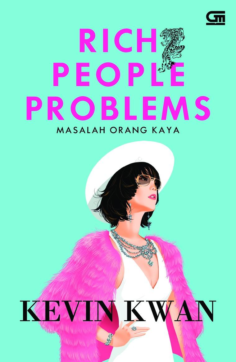 Buku Digital Masalah Orang Kaya (Rich People Problems) oleh Kevin Kwan