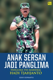 Cover Anak Sersan Jadi Panglima oleh Eddy Suprapto