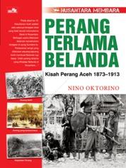 Cover Seri Nusantara Membara: Perang Terlama Belanda oleh Nino Oktorino