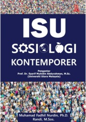 Isu Sosiologi Kontemporer by M. Fadhil Nurdin, Ph.D. Cover