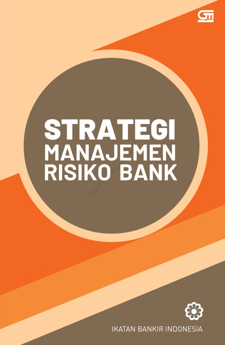 Buku Digital Strategi Manajemen Risiko Bank (CU Cover Baru) oleh Ikatan Bankir Indonesia