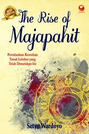 The Rise Of Majapahit (edisi revisi) by Cover