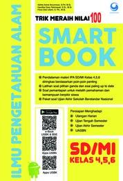 Cover Smart Book IPA SD/MI Kelas IV, V, VI oleh Muslihun