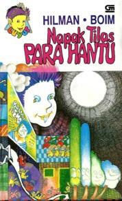 Keluarga Hantu: Napak Tilas Para Hantu by Hilman Hariwijaya & Boim Lebon Cover