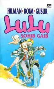 Lulu: Sohib Gaib by Hilman, Boim, & Gusur Cover