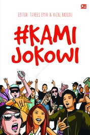 #KamiJokowi by Threes Emir & Rizal Badudu Cover
