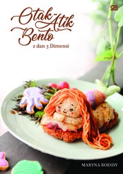 Cover Otak - Atik Bento 2 dan 3 Dimensi oleh Maryna Roesdy