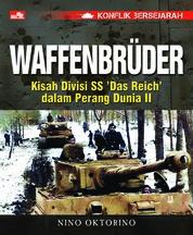 Cover Konflik Bersejarah Waffenbruder oleh Nino Oktorino