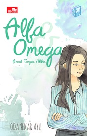 Cover City Lite: Alfa & Omega oleh Oda Sekar Ayu