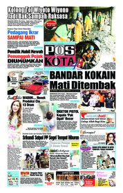 Cover Pos Kota 20 April 2018