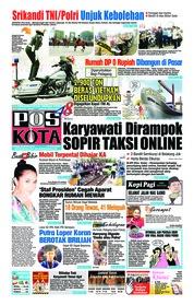 Cover Pos Kota 26 April 2018