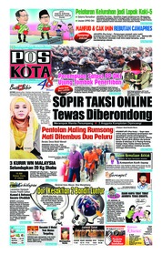 Cover Pos Kota 27 April 2018