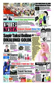 Cover Pos Kota 27 Mei 2018