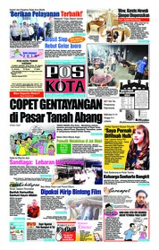Cover Pos Kota 12 Juni 2018