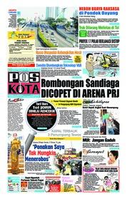 Cover Pos Kota 19 Juni 2018