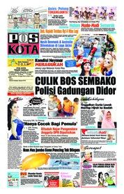 Cover Pos Kota 22 Juni 2018