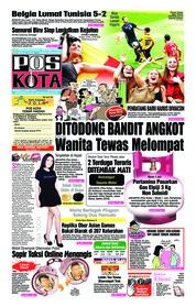 Cover Pos Kota 24 Juni 2018