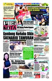 Cover Pos Kota 11 Juli 2018