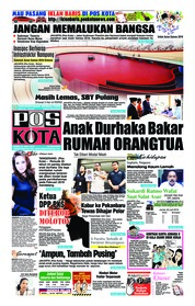 Pos Kota Cover 20 July 2018