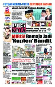 Cover Pos Kota 10 Agustus 2018