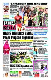 Cover Pos Kota 15 Agustus 2018