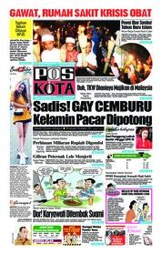 Cover Pos Kota 12 September 2018