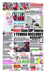 Cover Pos Kota 16 September 2018