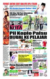 Cover Pos Kota 19 September 2018
