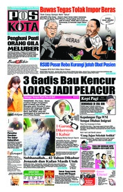 Cover Pos Kota 20 September 2018