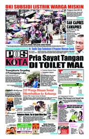 Cover Pos Kota 21 September 2018