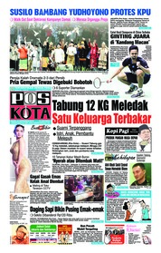 Cover Pos Kota 24 September 2018