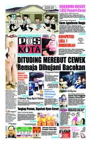 Cover Pos Kota 25 September 2018