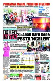 Cover Pos Kota 12 Oktober 2018