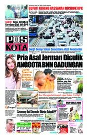 Cover Pos Kota 16 Oktober 2018