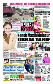 Cover Pos Kota 24 Oktober 2018