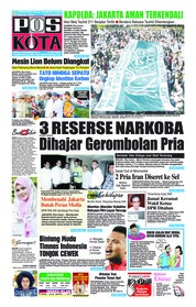 Cover Pos Kota 03 November 2018