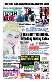 Cover Pos Kota 04 November 2018