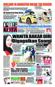 Cover Pos Kota 08 November 2018