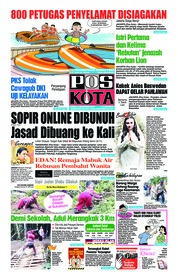 Cover Pos Kota 09 November 2018