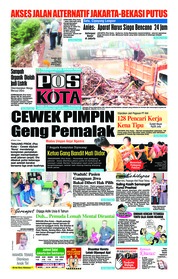 Cover Pos Kota 13 November 2018
