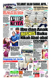 Cover Pos Kota 15 November 2018