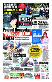 Cover Pos Kota 17 November 2018