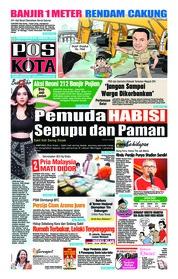 Cover Pos Kota 04 Desember 2018