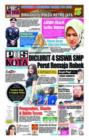 Cover Pos Kota 06 Desember 2018
