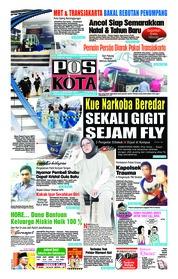 Cover Pos Kota 14 Desember 2018