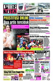 Cover Pos Kota 06 Januari 2019