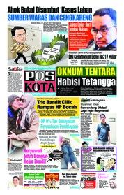 Cover Pos Kota 12 Januari 2019