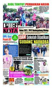 Cover Pos Kota 16 Januari 2019